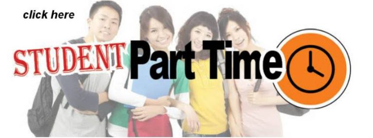 kabbomall student part time job
