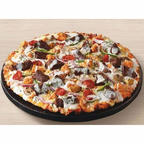 Pizza a 8