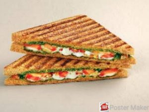 Cheese Grilled Sandwich