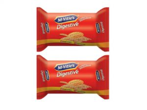 McVitie's Digestive Biscuit Pack of 2 (2 x 100 g)
