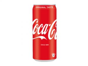 Coca-Cola Soft Drink (can) 300ml