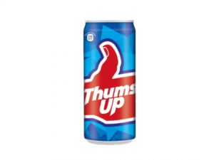 Thums Up Soft Drink (can) 300ml